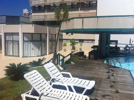 Hotel Deville Prime Cuiabá: Tranqüilidade para o hospede