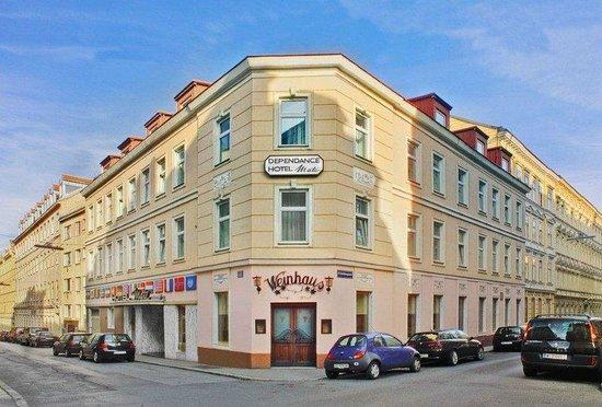 Mate Dependance Hotel : Fachada Dep