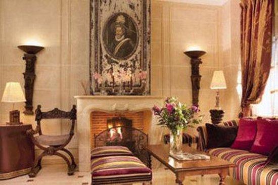 Hotel Residence Henri 4: LOUNGE