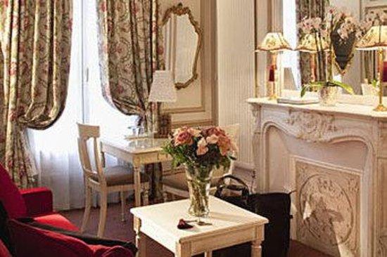Hôtel Résidence Henri 4: Guest Room