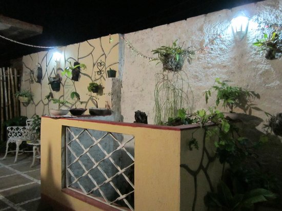 Casa Villa Toledo : EL patio