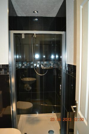 Royal Hotel: Large Shower