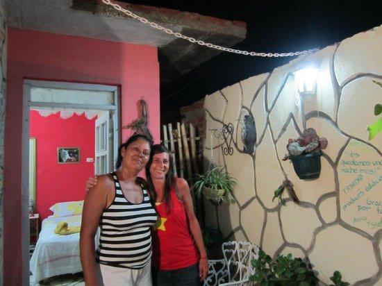 Casa Villa Toledo : Cira