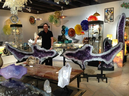 Rare Earth Gallery, Cave Creek, Arizona