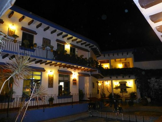 Casa De Los Milagros: Night View