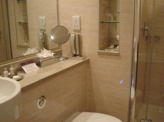 ذا سافوي هوتل: Shower