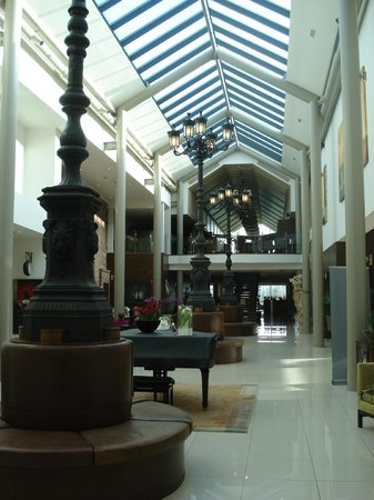 Lyrath Estate Hotel & Spa: Lobby