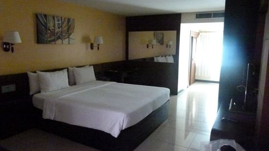 Baywalk Residence Pattaya: Good sized rooms