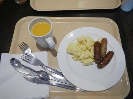Holiday Inn Express Manchester - Salford Quays: breakfast