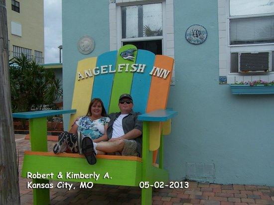 Angelfish Inn: Great Vacation!