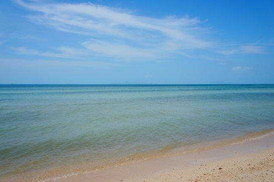 The Passage Samui Villas & Resort: praia