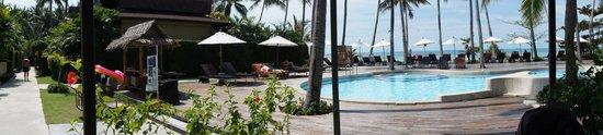 The Passage Samui Villas & Resort: piscina