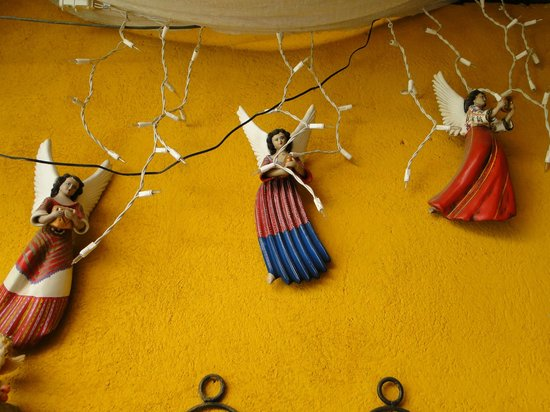 Hotel Los Encuentros: Fun and quirky