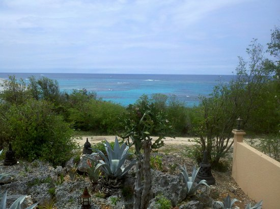 Island Harbour, Anguila: View from Hibernia terrace