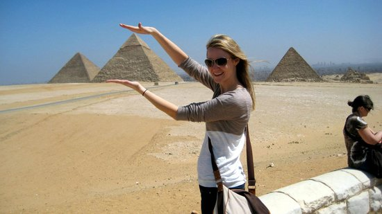 Cairo Private Tours by Khaled : Pyramids at Giza