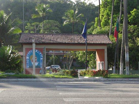 Porto Seguro Praia Resort: Entrada