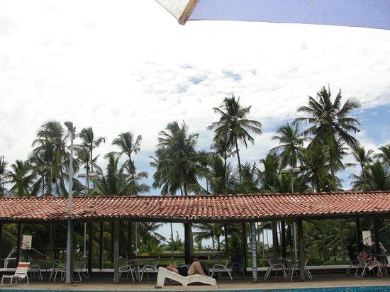 Porto Seguro Praia Resort: Visual da piscina
