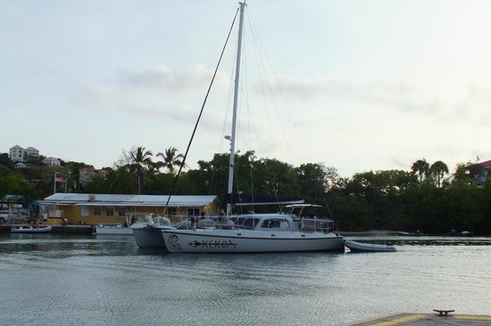 Kekoa Sailing Expeditions: Kekoa!