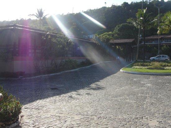 Porto Seguro Praia Resort: Perto da recepção