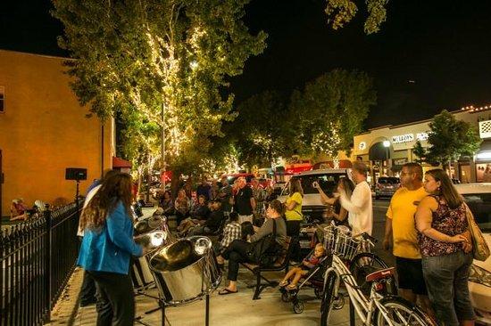Carlsbad Village: Friday Night Lights