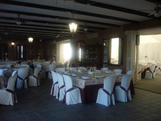Hotel Posada de la Dehesa: Comedor para Bodas