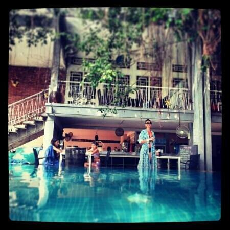 Circa 51: swimming pool