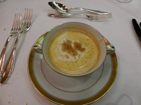 La Mer The Classic: 伊勢海老クリームスープ