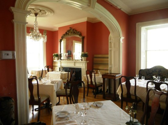The Charles Hotel: Dining Room