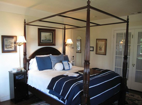 The Bed & Breakfast Inn at La Jolla: The Pacific View room