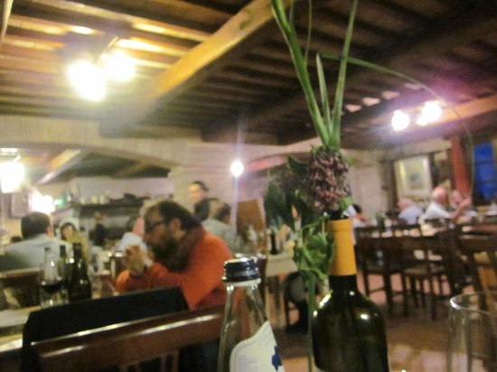 Le Mandrie di San Paolo: restaurant