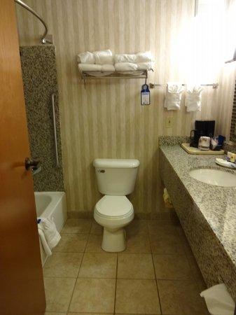 BEST WESTERN PLUS Ellensburg Hotel: Bathroom