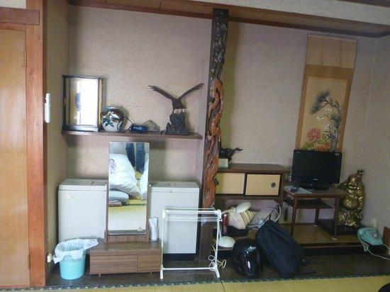 Yoneya Inn: 部屋