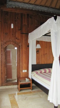 Room at Cendana Resort and Spa