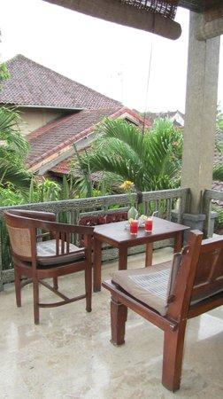 Cendana Resort and Spa: Room with Balcony at Cendana