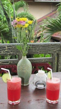 Cendana Resort and Spa: Our Balcony