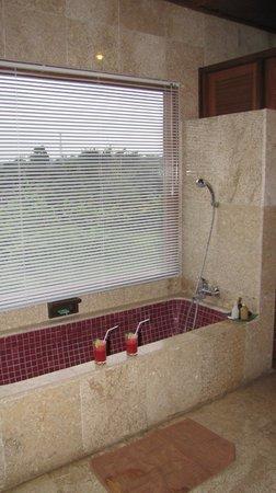 Bathroom at Cendana Resort and Spa