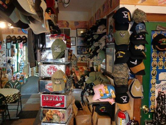 Hunt S Battlefield Cafe
