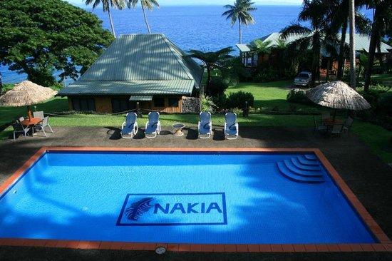 Nakia Resort & Dive: Resort pool
