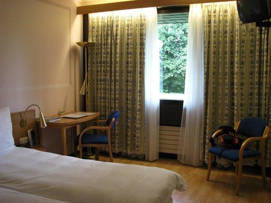 Hotel Parc Belle-Vue : Comfortable