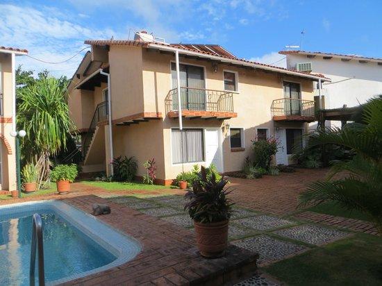 La Quinta Hotel: Garden and Pool Area