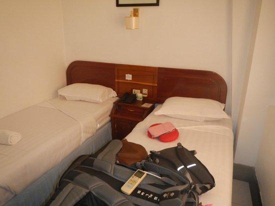 Haysoke Hotel: Room