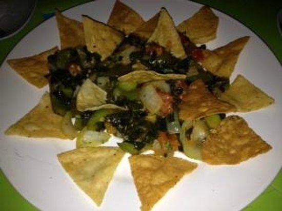 Erva's: Chaya & Chips
