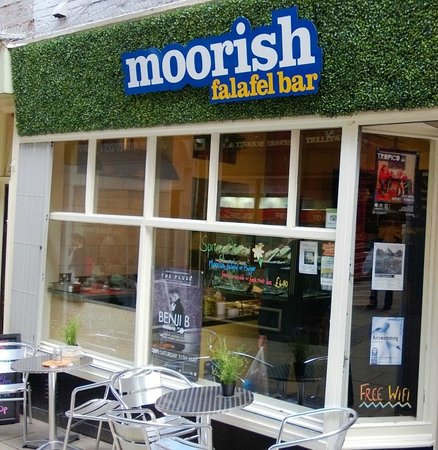 Moorish Falafel Bar