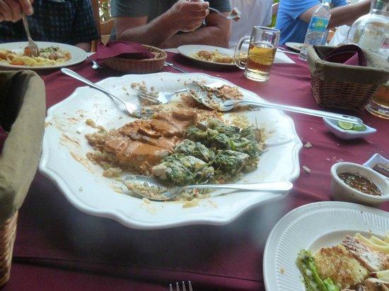Mita Gourmet: Yellowtail Fillet cooked 3 different ways
