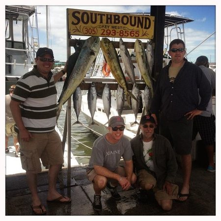 Southbound Charters : Great day on the water