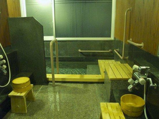 Oishiya: バリアフリーの貸し切り風呂