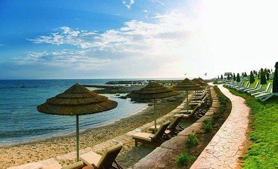 Olympic Lagoon Resort Paphos: Amathus Paphos Beach