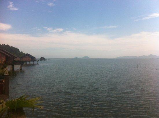Vedana Lagoon Resort & Spa: View from balcony over lagoon