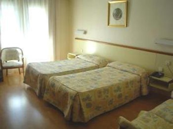 Hotel City M28 : Guest Room