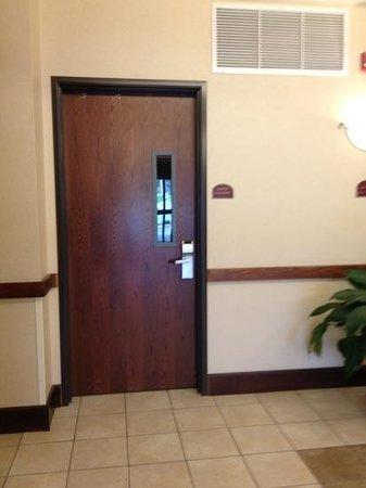 Comfort Inn Williamsport: laundry
